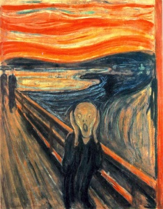 The Scream ~ Edvard Munch